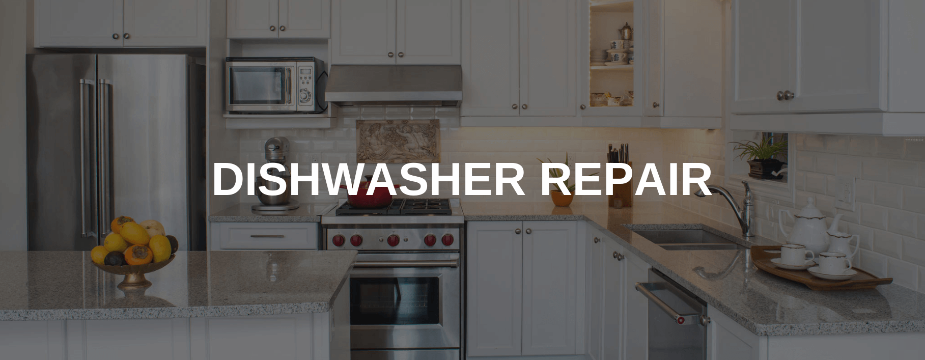 dishwasher repair forest hills