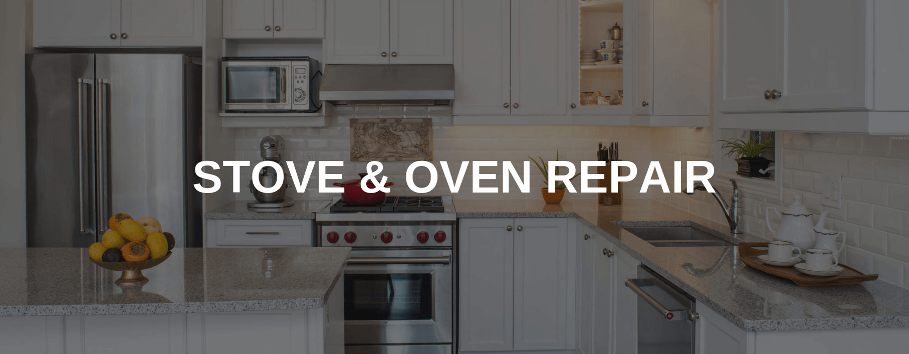 stove repair forest hills