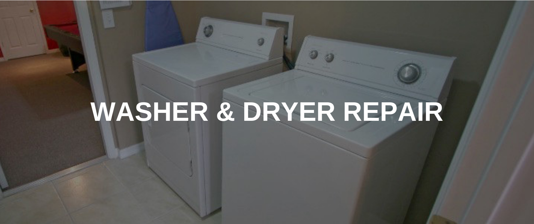washing machine repair forest hills