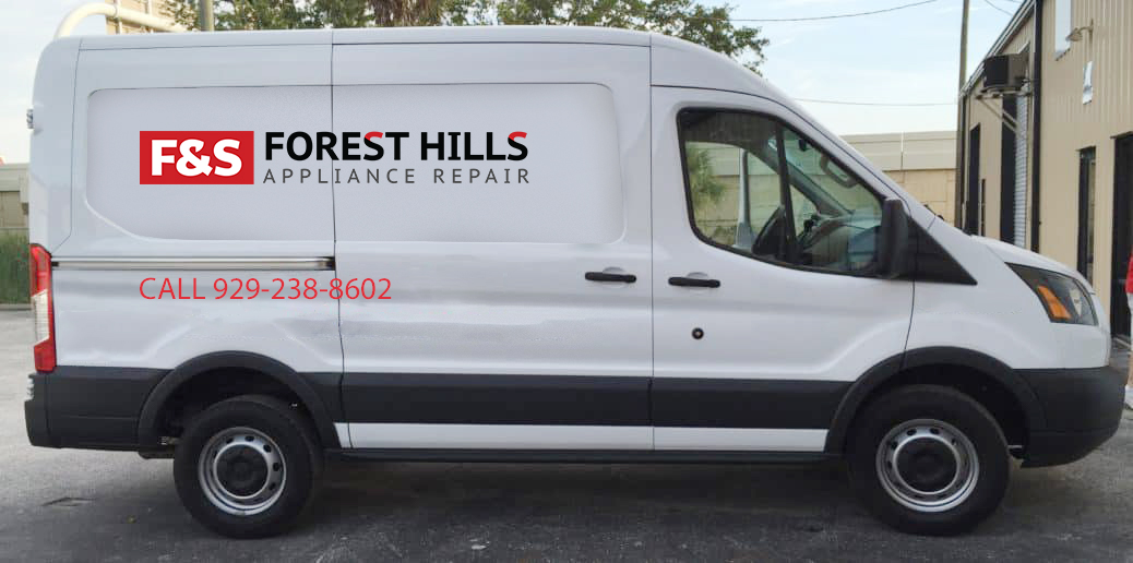 forest hills appliance repair van